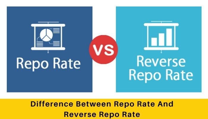 Difference between repo rate and reverse repo rate and factors controlled by the repo rate in assignment work