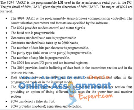 KD7019 embedded assignment answer