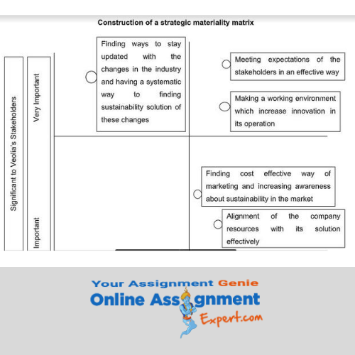 accounting for sustainable management assignment sample