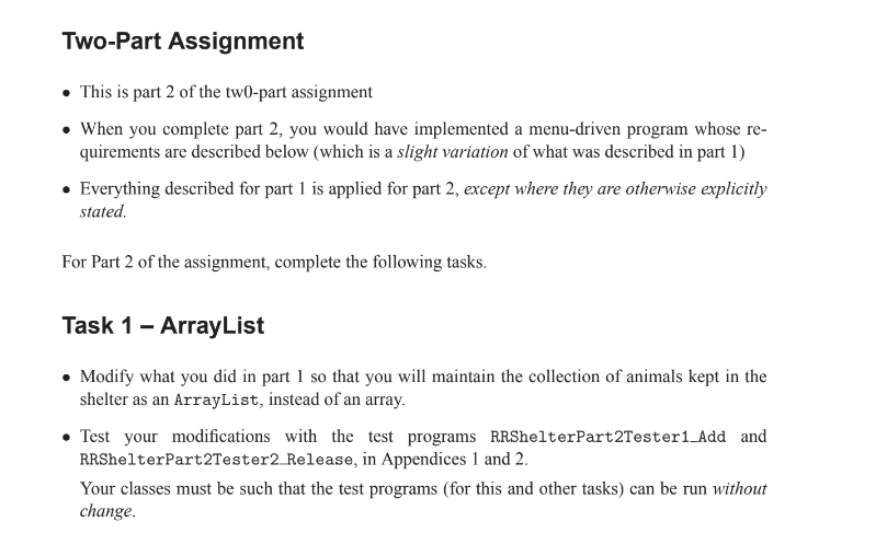 advanced java game programming assignment question