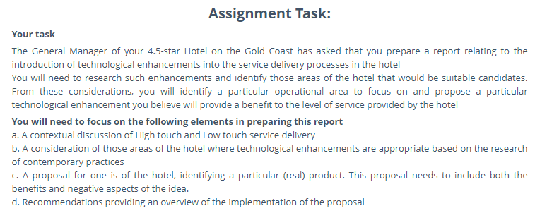 assignment help in gold coast