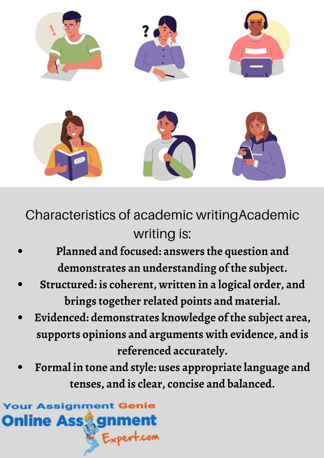 best academic writers