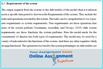 case diagram assignment solution
