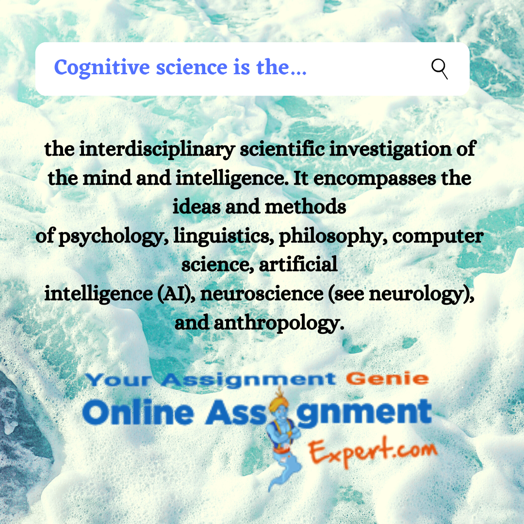 cognitive science