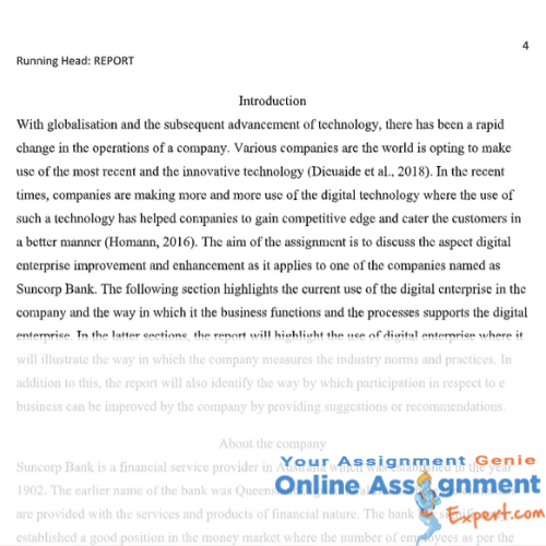 digital systems assignment sample