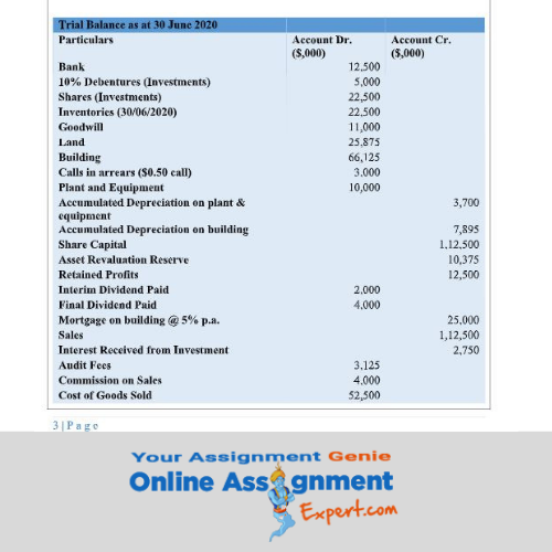 ms excel assignment sample