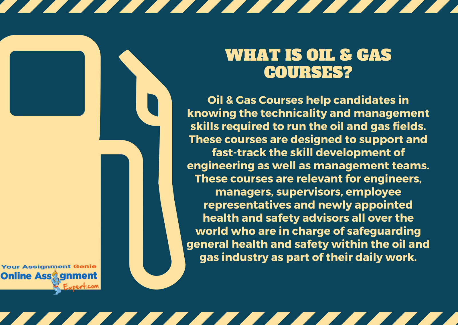 oil and gas courses