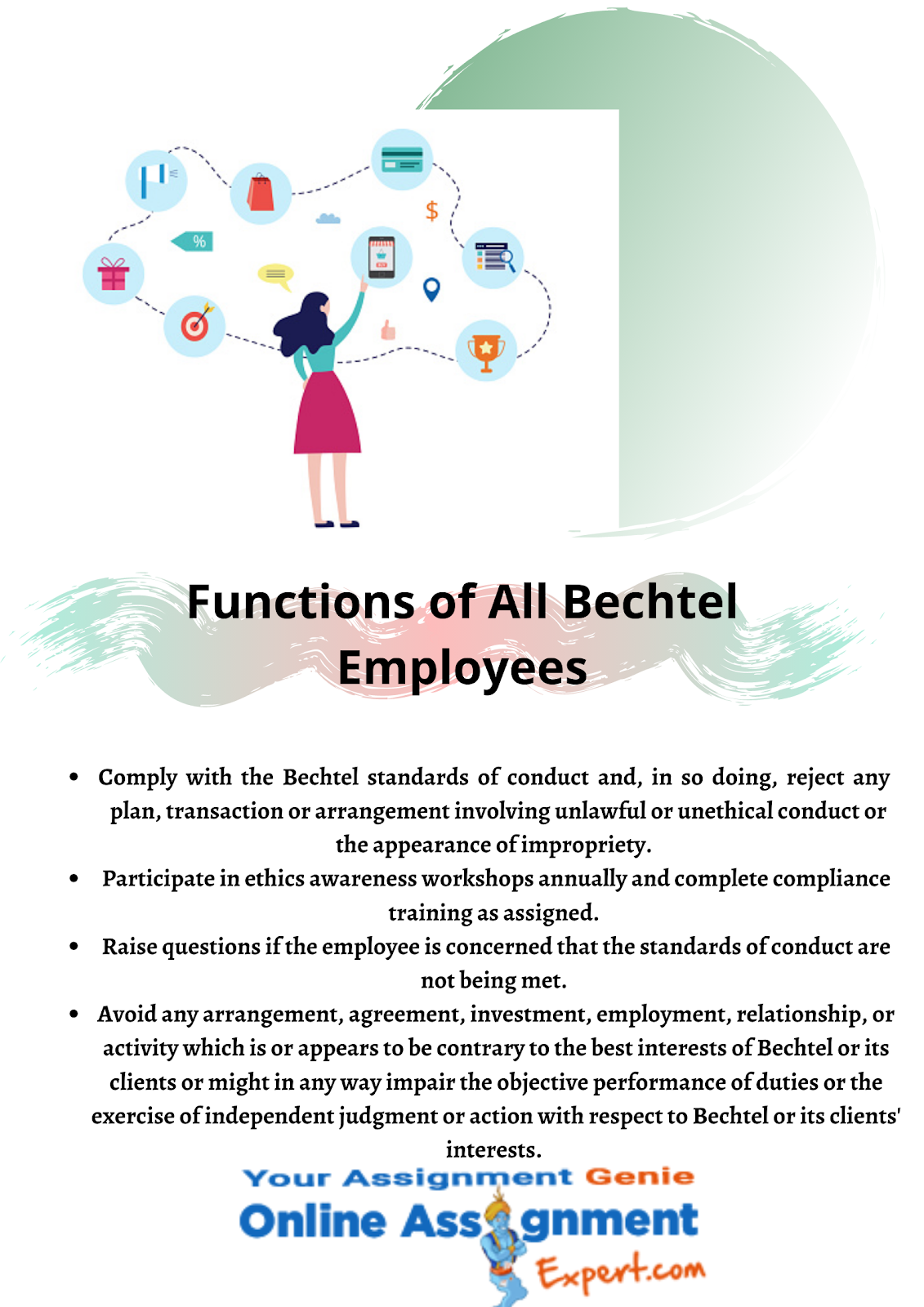 organisations and behaviour bechtel assignment
