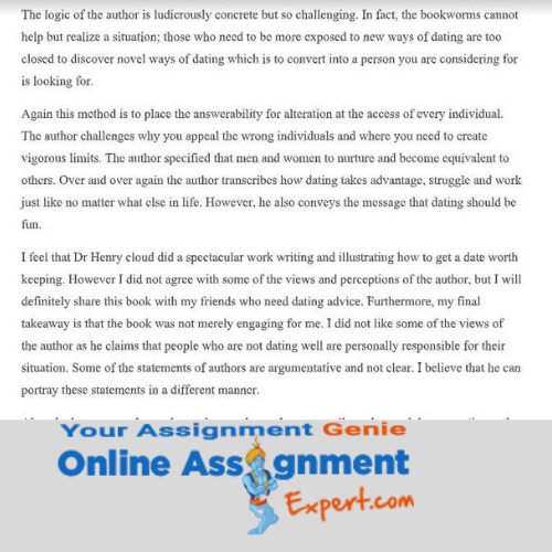 religion assignment solution