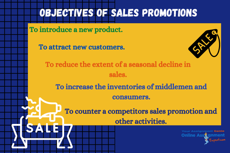 sales promotion assignment help