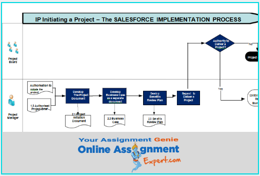 salesforce assignment sample