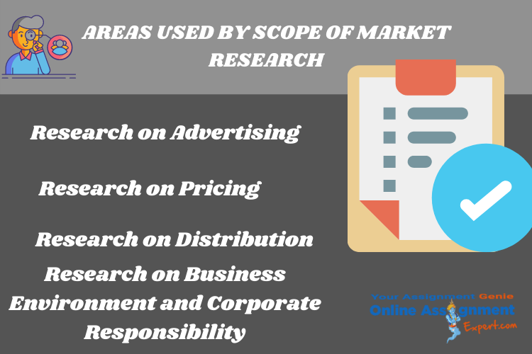 scope of market research assignment help